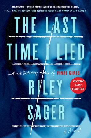 The Last Time I Lied by Riley Sager