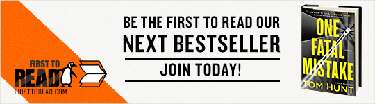 Be the First to Read Our Next Bestseller - Join Today!