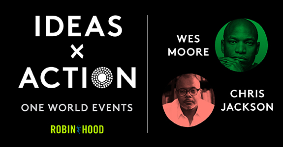 Ideas X Action with One World