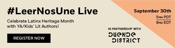 #LeerNosUne Live