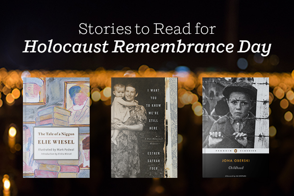 Stories to Read for Holocaust Remembrance Day