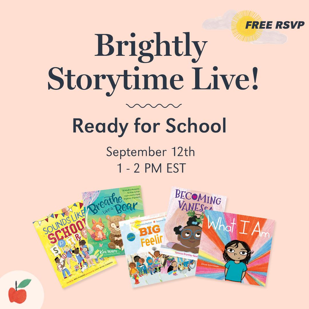 Brightly Storytime Live