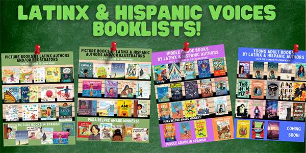Latinx voices booklist
