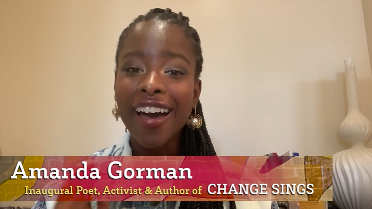 Amanda Gorman videos